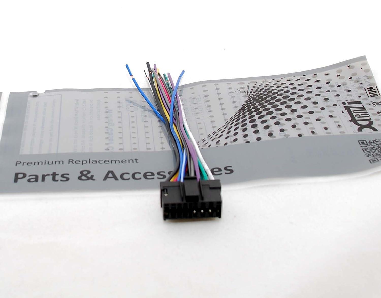 Amazon.com: Blaupunkt Wire Harness Power Plug CD MP3 DVD Car Stereo Head  Unit 16-pin: Car Electronics