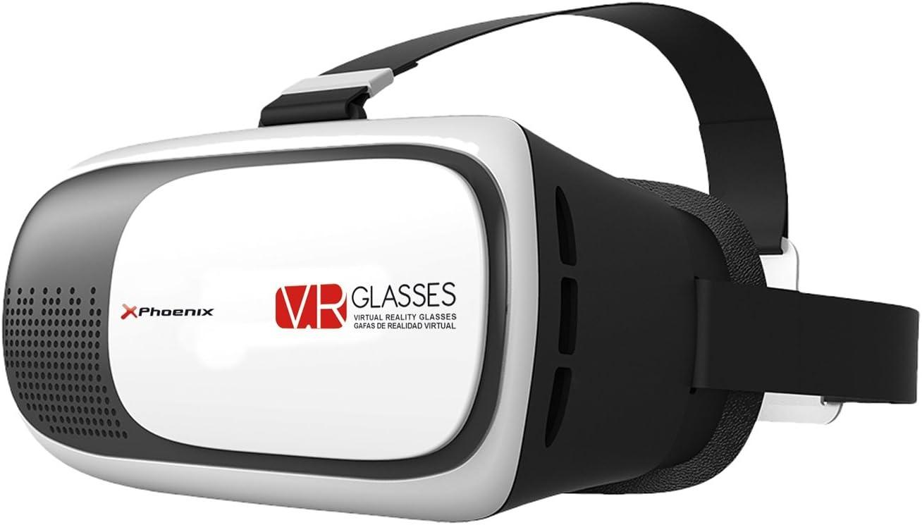 Gafas VR De Realidad Virtual Universales Phoenix/Lentes De Resina ...