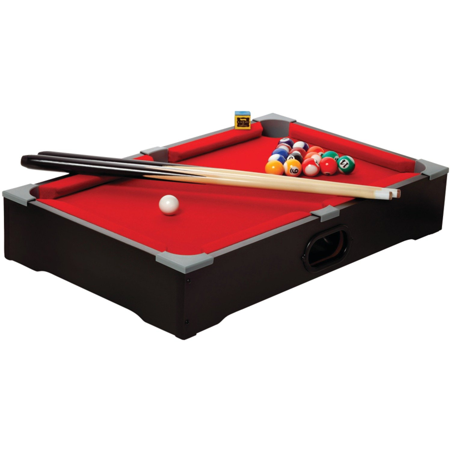 Amazon.com : ESPN Pool Tabletop : Tabletop Billiards Games : Sports U0026  Outdoors