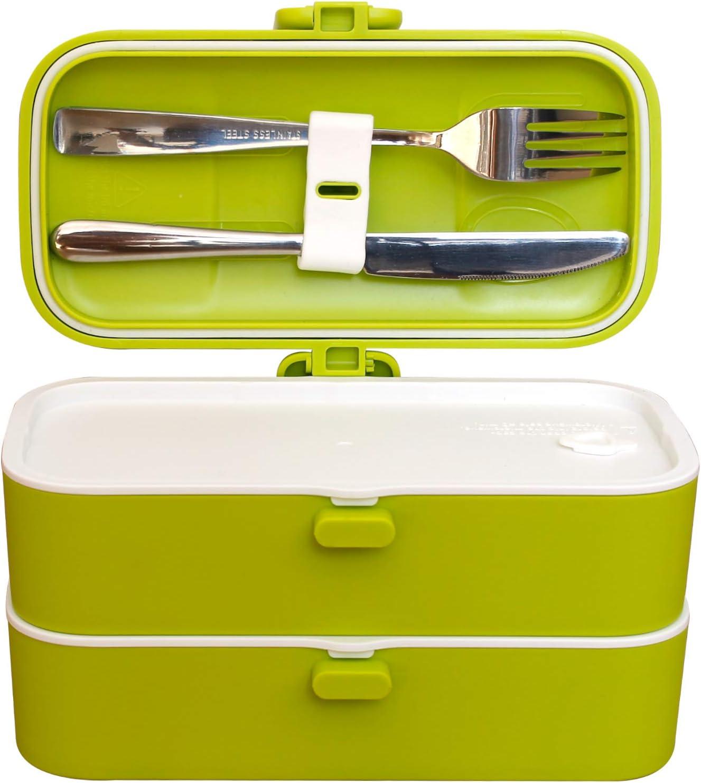 Veggycook Fiambrera lunch box 100% Hermética 1200ml sin bpa ...