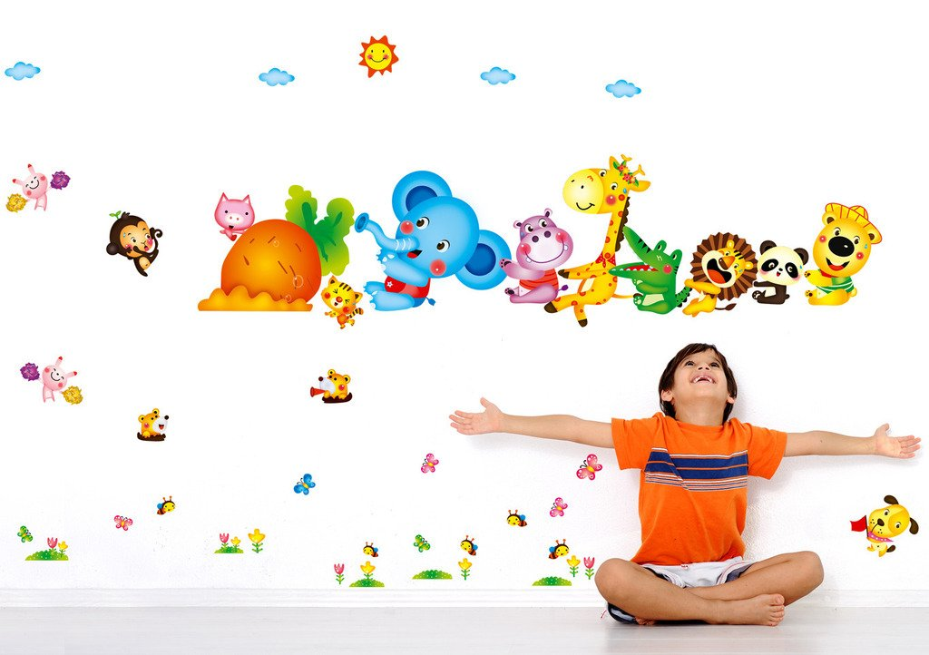 Wall Stickers | Wall Decoration For Kids Room