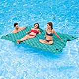 """Toys : Intex Giant Inflatable Floating Mat, 114"""" X 84"""""""