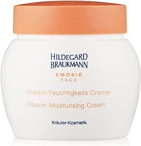 Hildegard Braukmann Emosie Facebook femme/mujer, Vitamina Crema Hidratante, 1er Pack (1 x 50 ml): Amazon.es: Belleza