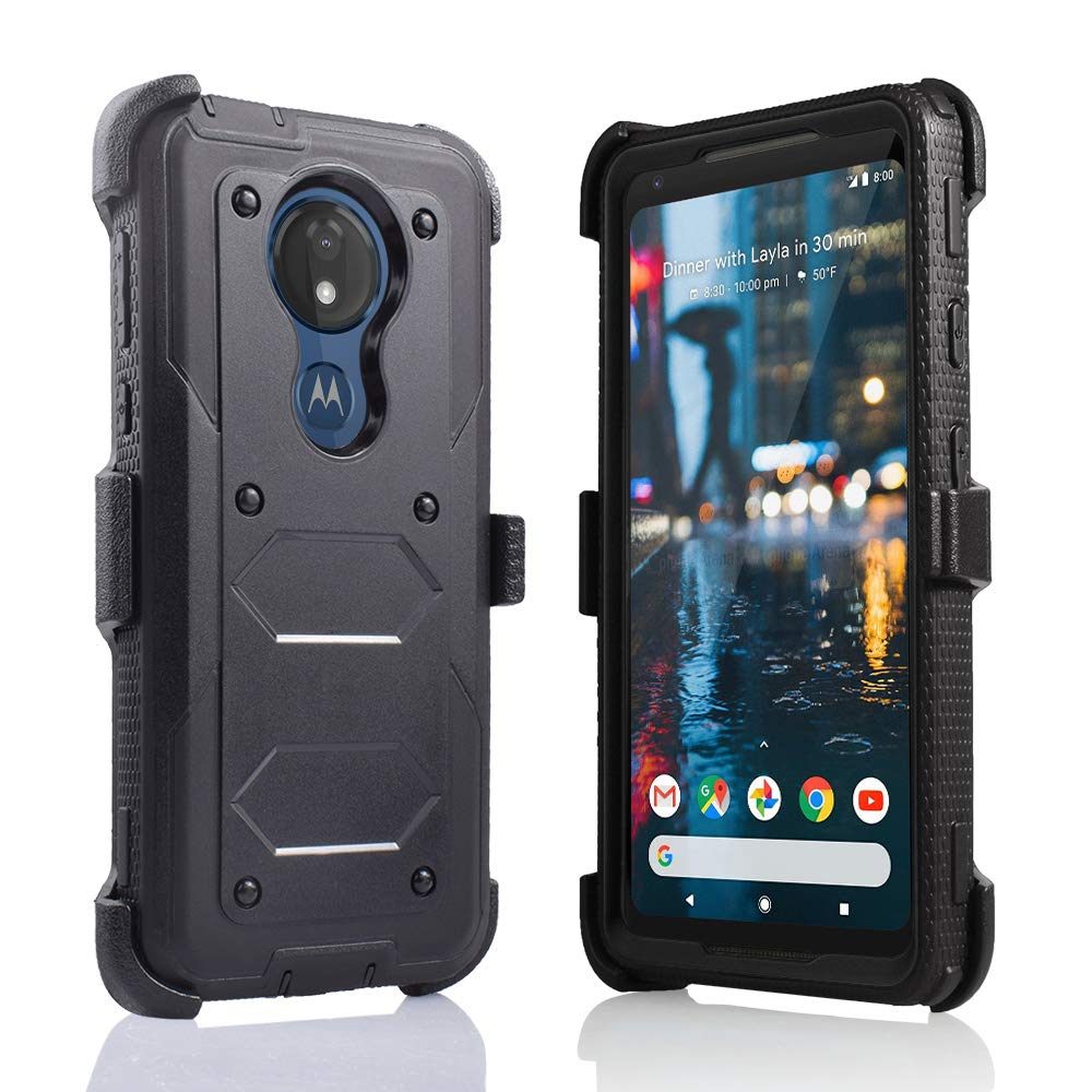 Amazon.com: 6goodeals - Carcasa para Moto G7 Power Case ...