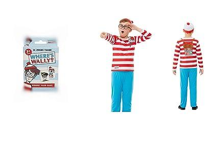 Disfraz de Smiffys de Wally para niños y niñas con Licencia ...