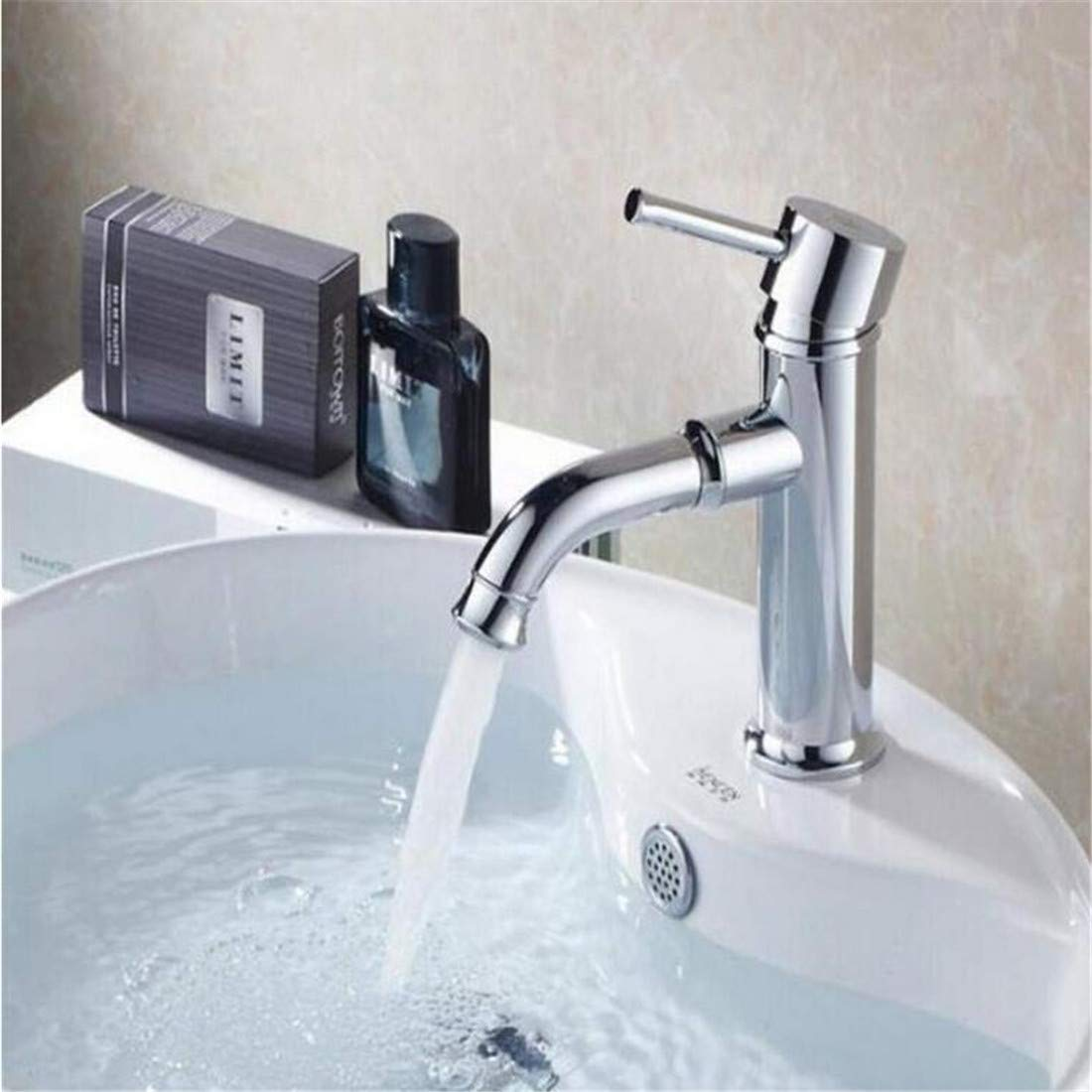 Retro Hot and Cold Faucet Luxury Mixer Platingfaucets Basin