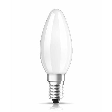 Osram 813717 Bombilla LED E14, Blanco