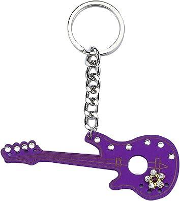 Joe fresco diseño de la guitarra notas musicales y clave fabricado ...