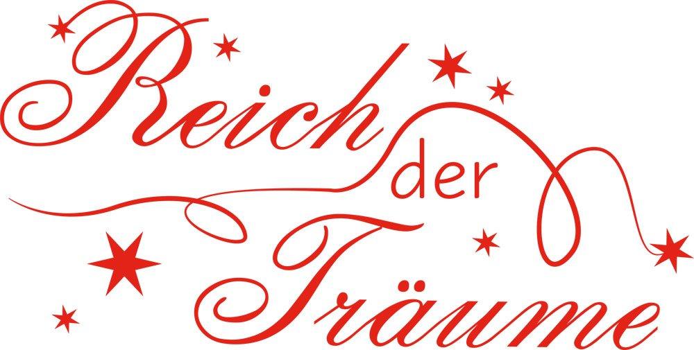 GRAZDesign Schlafzimmer Wandtattoo Reich der Träume - - - Home Dekoration modern Sterne - Wandtattoo Deko über Bett   113x57cm   670169_57_070 B00KS6CR5W Wandtattoos & Wandbilder 168ada