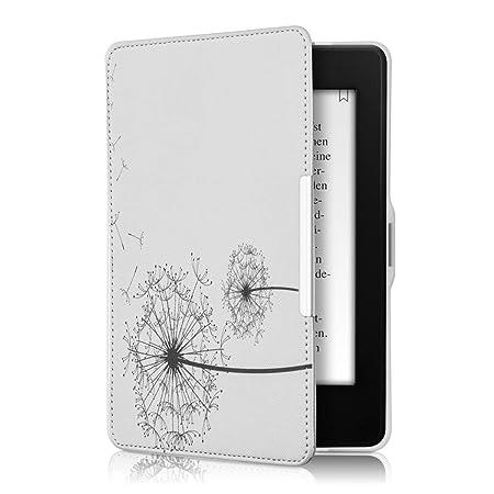 kwmobile Amazon Kindle Paperwhite Hülle - Kunstleder eReader Schutzhülle Cover Case für Amazon Kindle Paperwhite (für Modelle