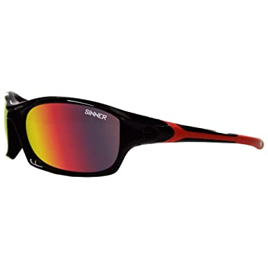 ef4161bca30 Sinner Eyewear Eaton NO SIZE BLACK  Amazon.co.uk  Sports   Outdoors