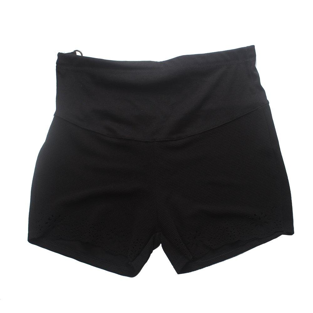 Black Maternity Shorts Pants for Pregnant Women Size M