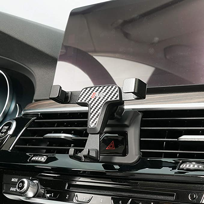Phone Holder For Bmw 5 Series Adjustable Vent Phone Holder Dashboard Cell Phone Holder For Bmw 5s 2019 2018 2017 Car Phone Mount For Iphone 7 Iphone