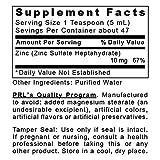 PREMIER RESEARCH LABS Liquid Zinc Assay, 8 Oz