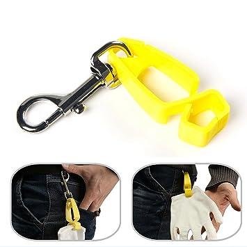 GAOHOU® hi-elec seguridad guante protector clip soporte Keeper para colocar guantes toallas gafas
