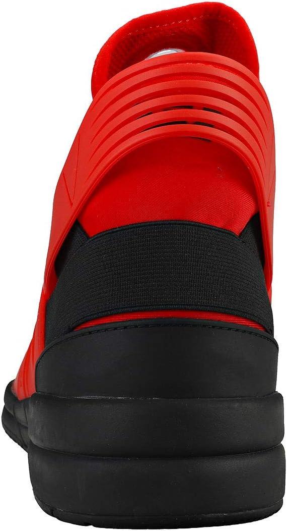 Supra Skytop V Red Black