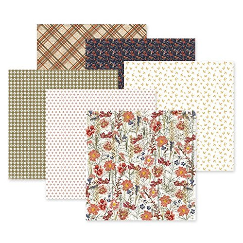 Countryside Comfort Paper Pack (12/pk) by Creative Memories