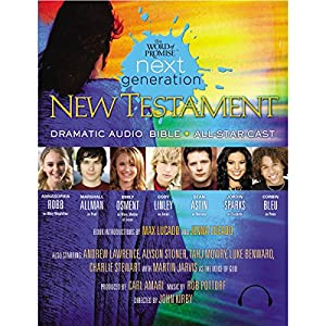 Word of Promise Next Generation - New Testament (Dramatized) Audiobook