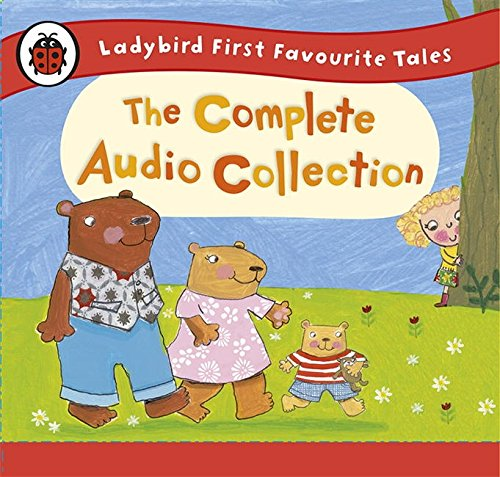avourite Tales Complete Audio Unabridged 3 Cds (International First Lady Castle)