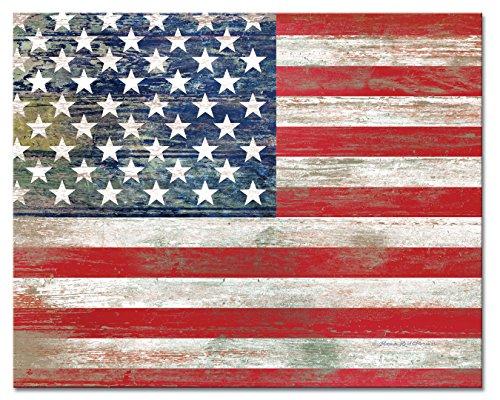 CounterArt Americana Cutting Board 15
