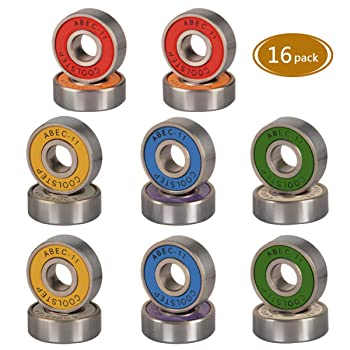 Spruce Skateboard Bearing, ABEC-9/ABEC-11