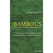 Des Bambous dans la surface de réparation: L'histoire vraie de l'Anglais qui a fait jouer au football un milliard de Chinois (French Edition)