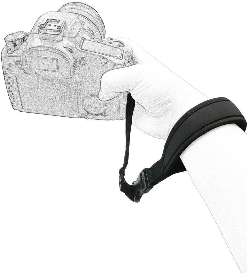 Heavy Duty Safety Wrist Strap Large DSLR or Point /& Shoot Cameras KENGEL Camera Hand Strap
