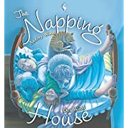 The Napping House board book