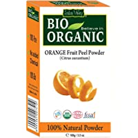 Indus Valley Organic Orange Peel Powder 100 Grams