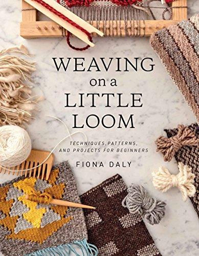 Weaving on a Little Loom]()