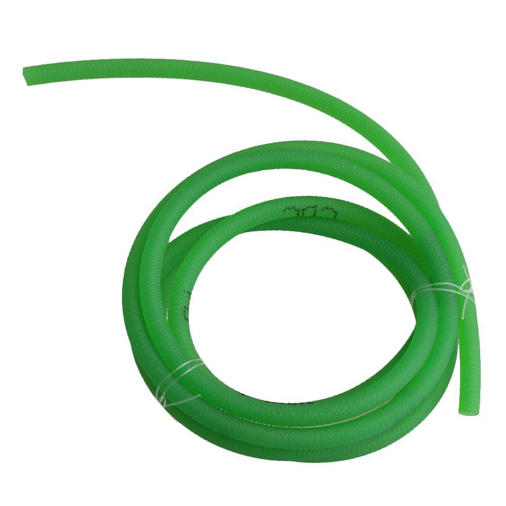 1 Meter Length 5MM Diameter Green High Performance PU Materail Round Belt