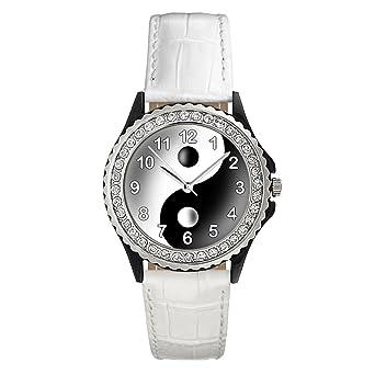 montre femme yin et yang