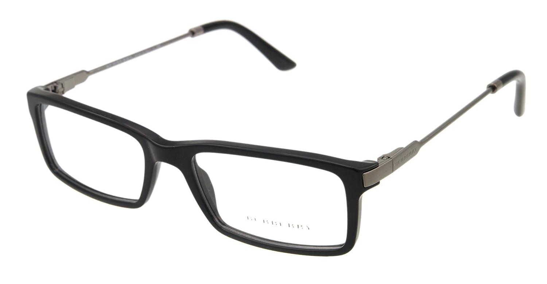 cfa8e6c8929 Amazon.com  Burberry Eyeglasses BE 2113 BLACK 3001 BE2113  Burberry  Health    Personal Care