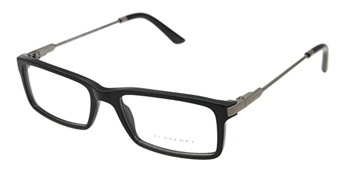 8957bc6fe41 Image Unavailable. Image not available for. Color  Burberry Eyeglasses ...