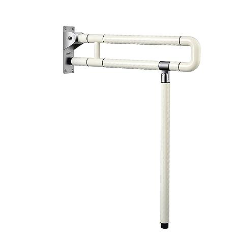 Medical Safety Toilet Grab Bar Handicap Bathroom Seat Support Foldable Skid  Resistance Toilet Bathroom Bar Bathroom