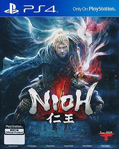 Nioh (CHINESE & ENGLISH SUBS) - PlayStation 4