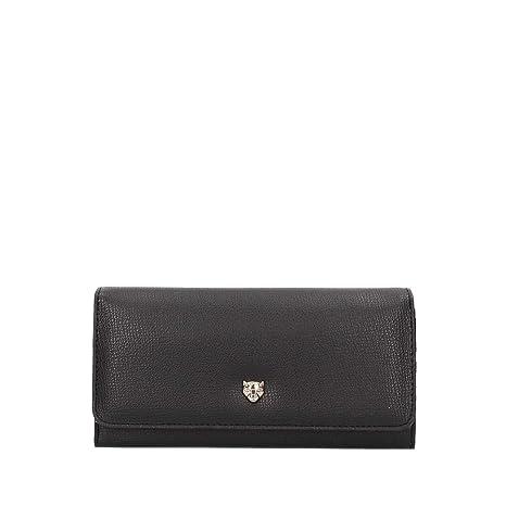 48f7a010ef portafoglio nero donna roccobarocco lucerna cm 19x10x2,7: Amazon.it ...