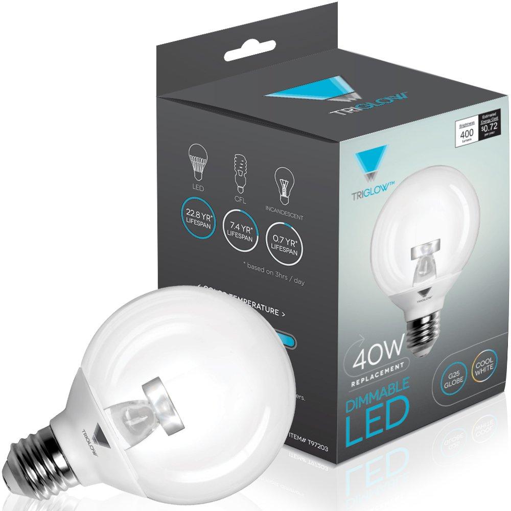Base with Medium Screw Bulbrite 860966 13 W Dimmable PAR30SN Shape LED Incandescent Bulb 2 Pack E26