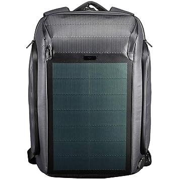 AUNLPB Mochila con Cargador Solar, Bolsa de Negocios ...