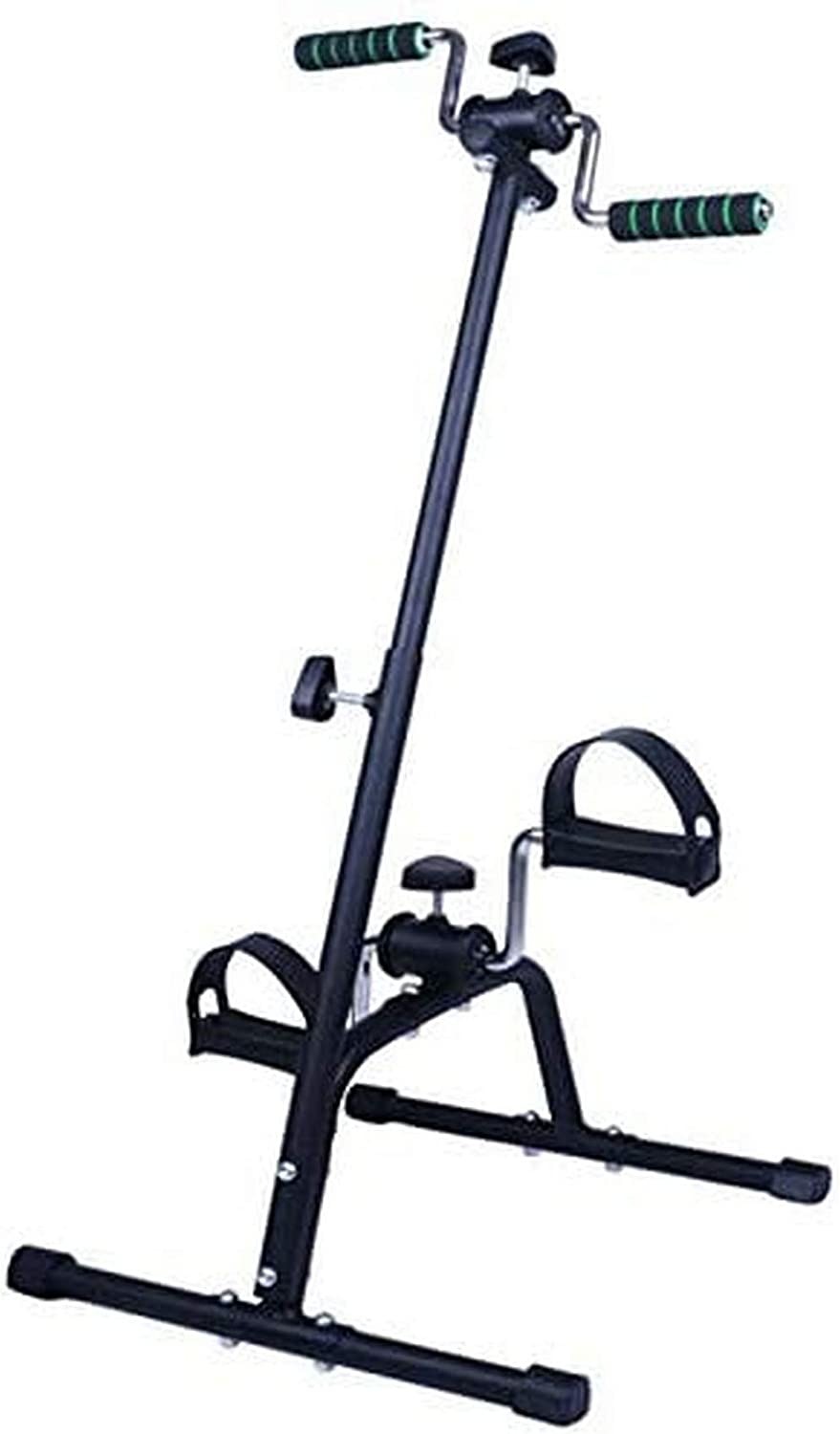 JFFFFWI Foot Exerciser for Elderly, Exercise Bike Stationary,Work Out While Sitting, for Use at Home, Work Or Clinic, Easy Exercise, Improve Blood Circulation