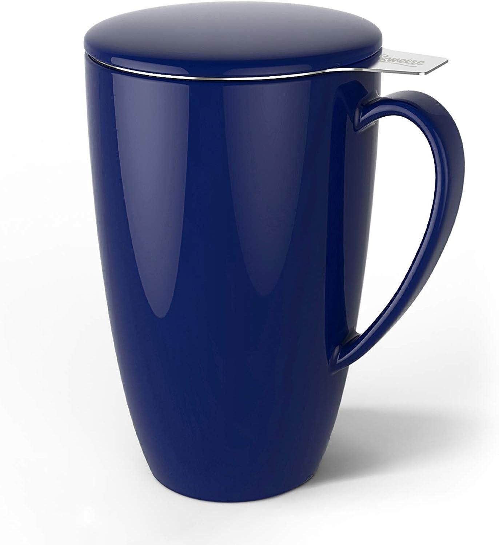 Sweese 15 OZ 201.103 Porcelain Tea Mug $13.59