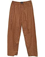 Red And Yellow Plaid Adult Pants Saul Silver Pineapple Express Mens Costume