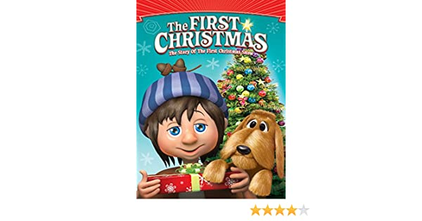 Amazon.com: First Christmas: The Story of the First Christmas Snow ...