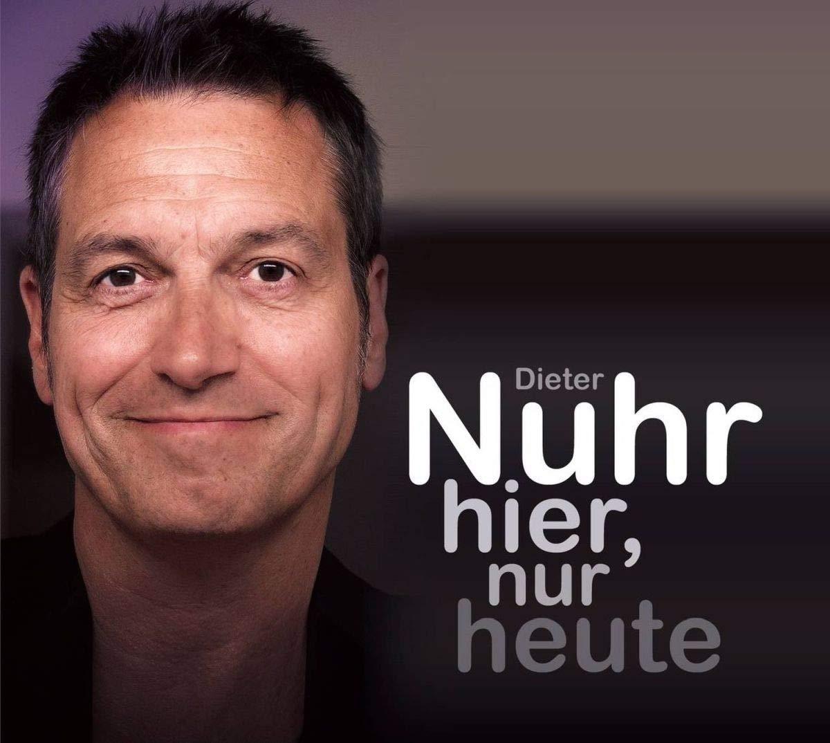 Nuhr Hier Nur Heute Wortart Amazon De Nuhr Dieter Nuhr Dieter Bucher
