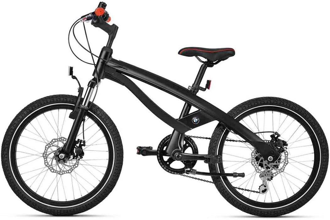 BMW Cruise Bike junior Vélo enfant noir/rouge - Collection 2016/2018