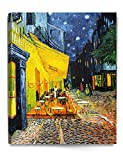 night at the museum free - DecorArts - Cafe Terrace At Night, by Vincent Van Gogh. The Classic Arts Reproduction. Art Giclee Print On Canvas, Stretched Canvas Gallery Wrapped. 24x30