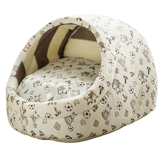 Cama de perro Cama para gatos, cama antideslizante lavable y ...