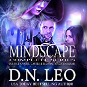 Mindscape Trilogy Compete Series: Queen & Knight, Castle & Bishops, King's Endgame plus Virgo | D.N. Leo