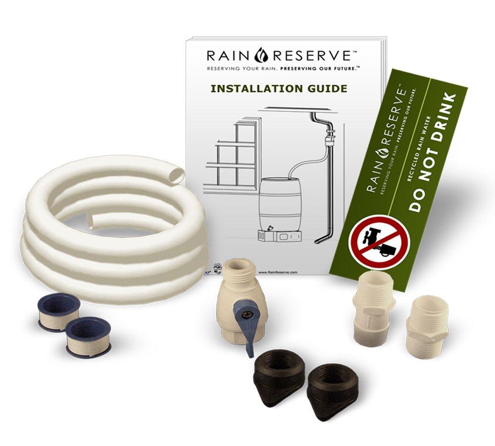 RainReserve Rain Barrel Expansion Kit (Barrel not included)