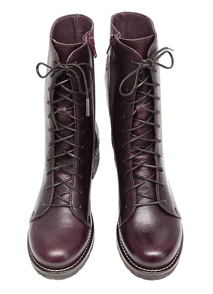 Brako Stiefel Stiefel Bordeaux Bordeaux Bordeaux rot 8470 traviata Burdeos Military Leder 4f5e85